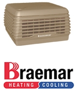Save over $500 on evap cooling Braemar LCB250 Evaporative Cooler